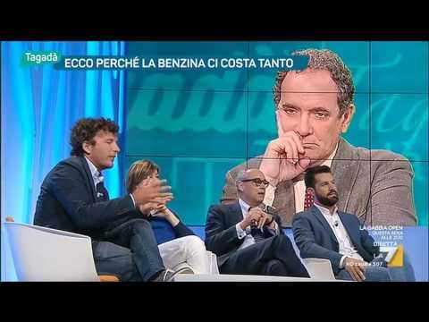 Diego Fusaro vs Davide Giacalone: 'I signori della Finanza vivono senza tassazione', 'Sciocchezze!'