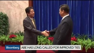 China and Japan: Are They Getting on Better?