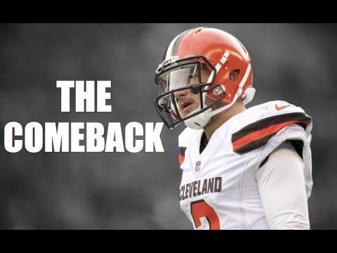 """Johnny Manziel Mini Movie: """"The Comeback"""" ᴴᴰ"""
