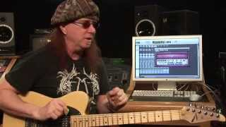 Classic guitar sounds with Neil Citron and GTR3 Pt3/5