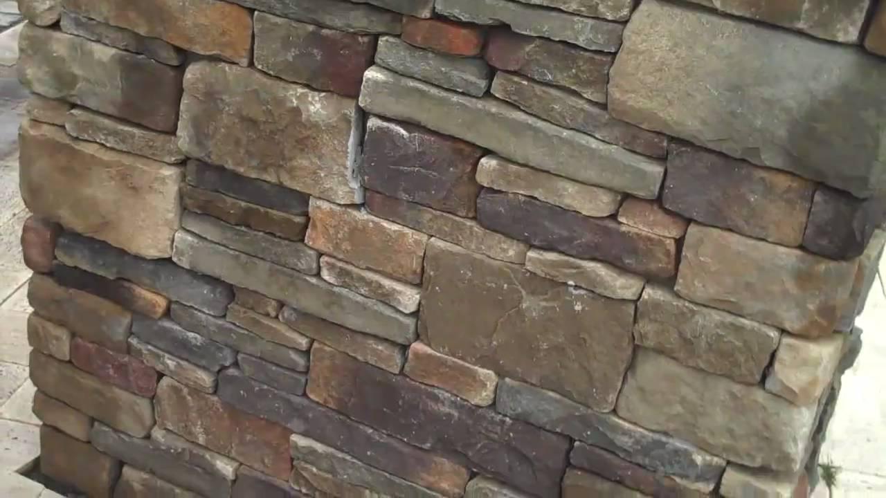 Chris Orser Landscaping EP Henry Veneer stone Aspen