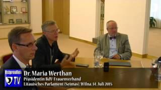Im Gespräch mit Prof. Masiulis: Minderheitenrechte in Litauen und das Verhältnis zu Russland