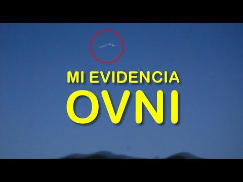 Mi evidencia OVNI (prueba 1)