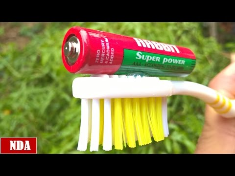 Thumbnail: 3 Amazing LifeHack with Toothbrush