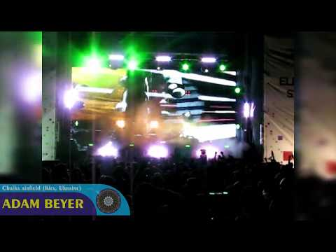 Adam Beyer Live At Global Gathering Music Festival Ukraine 2011