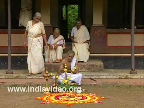 Onam - the national festival of Kerala