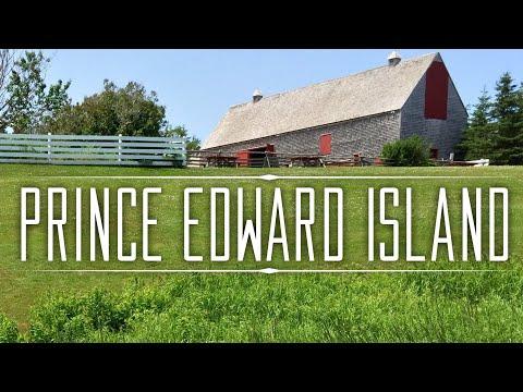 My trip to Prince Edward Island, Canada PEI