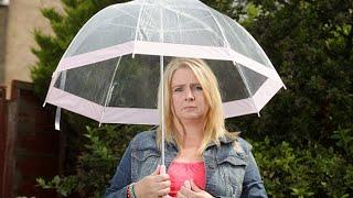 【難病】シャワーも命がけ・・・水アレルギーと戦う女性