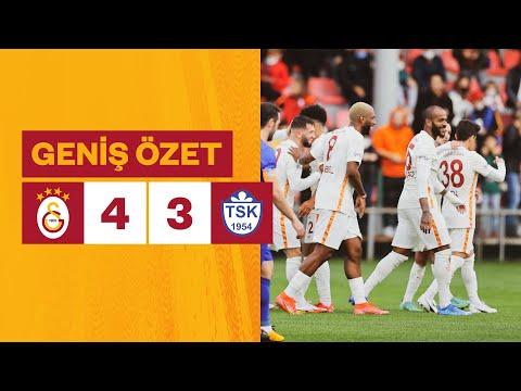 Geniş özet   Galatasaray 4-3 Tuzlaspor   Hazırlık karşılaşması