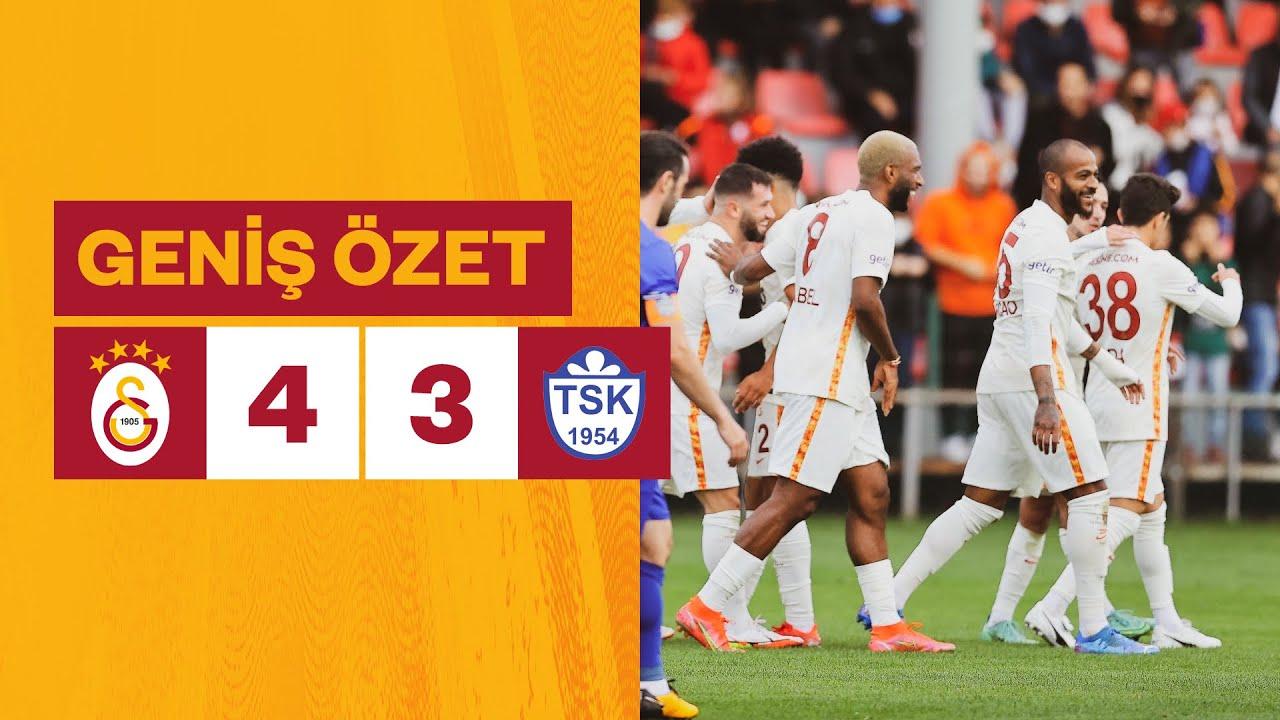 Download Geniş özet   Galatasaray 4-3 Tuzlaspor   Hazırlık karşılaşması