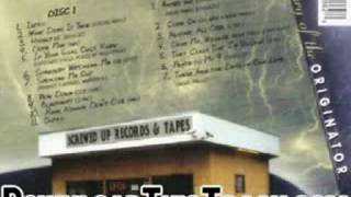 westside connection - bow down (instrumental) - DJ Screw-Cha