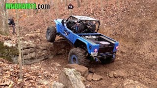 ROCK CRAWLING AT BUSTED KNUCKLE OFFROAD PARK PART 2