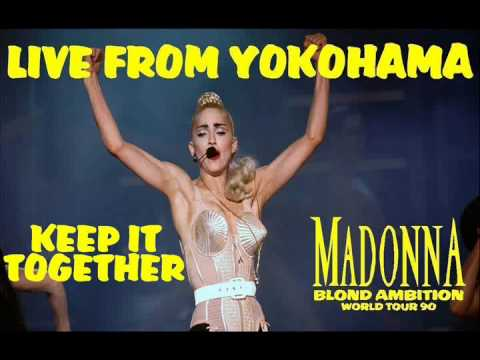Madonna - Keep It Together (Live From The Blond Ambition Tour In Yokohama)