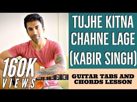 tujhe-kitna-chahne-lage-|-kabir-singh-|-arijit-singh-|-easy-guitar-tabs-and-chords