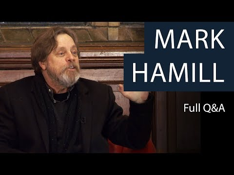 Mark Hamill | Full Q&A | Oxford Union