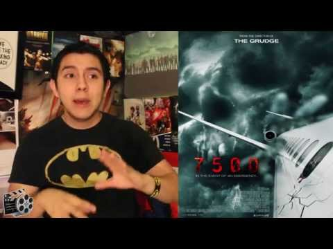 7500 Movie Review! |What The What??