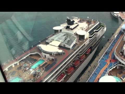 Quantum of the Seas: North Star - Phillipsburg, St. Maarten 12/5/14