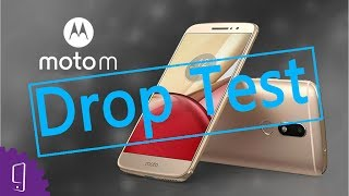 Moto M Drop Test | Screen Drop Test