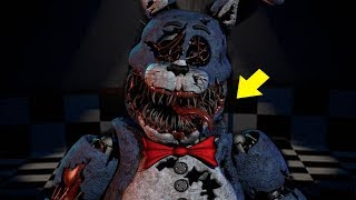 BONNIE HAS A HUMAN TONGUE?! THERES A BODY IN HIS SUIT! | FNAF Ultimate Custom Night (UCN MOD)