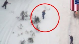 Lavoy Finicum death: Oregon militia man shot to death on video by cops in FBI footage - TomoNews
