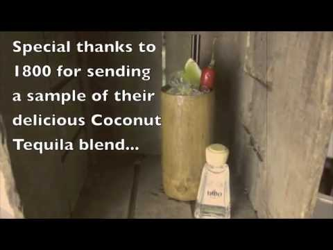 Mixology Group Specials Episode 1 Chill Tequila Coladas with 1800 Coconut Tequila