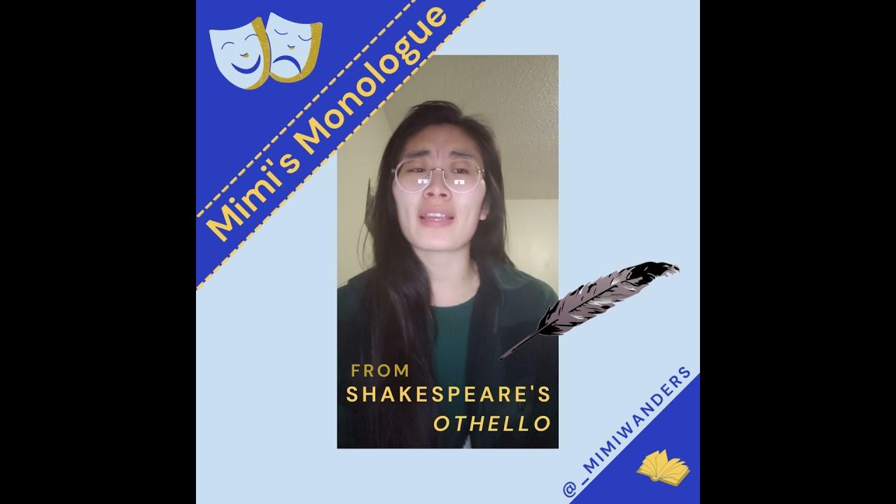 Mimi's Monologue