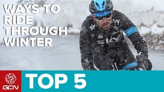 Top 5 Ways To Ride Through Winter – How To Enjoy Cycling Through Winter