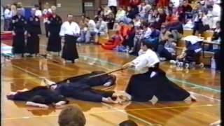 BJC 25th Anniversary -  Zen Do Kai 4th Degree Black Belt Grading Part 2