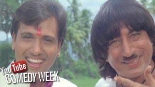 Raja Babu Comedy Scene - Shakti Kapoor