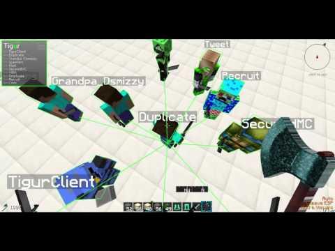 Tigur Client - Cleave ESP