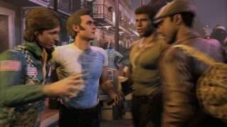 Mafia III   Официальный трейлер Gamescom 2016   Ограбление [RUS]