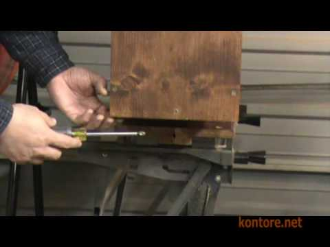 Eastern Screech Owl Box : Cleaning Your Owl Box