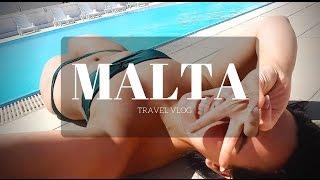 MALTA - TRAVEL VLOG - CHYNA DESVEAUX