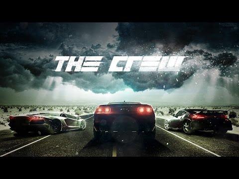 The Crew Beta PS4 Detroit to Los Angeles