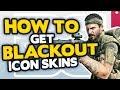 How to unlock WOODS, MASON, REZNOV & MENENDEZ in Blackout (Black Ops 4)