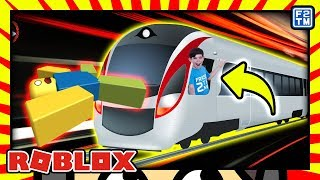 MORE CRASHING TRAINS FOR FUN!!! - THE WALL OF CRASHED TRAINS!! Roblox Trains
