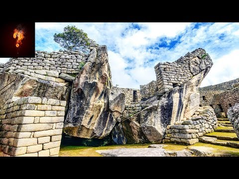 What Was Machu Picchu's Temple of The Condor?