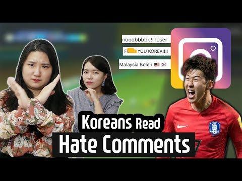 Koreans React to Malaysia 2-1 Korea   Asian Game Football