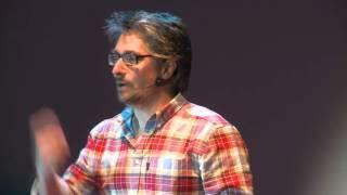 Rir em face da desgraça: Nuno Markl at TEDxAveiro