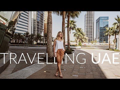 TRAVEL // My crazy trip to Abu Dhabi