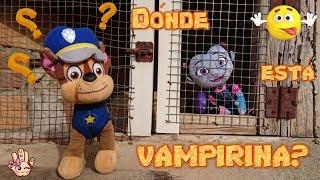 La Patrulla Canina ¿¡Dónde se ha escondido Vampirina?! Jugamos al escondite! thumbnail