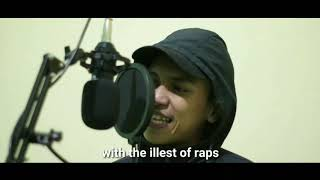 Logic - Homicide (feat. Eminem) | @aipof | Indonesia [Prod. Wenda] [Lyrics Video]