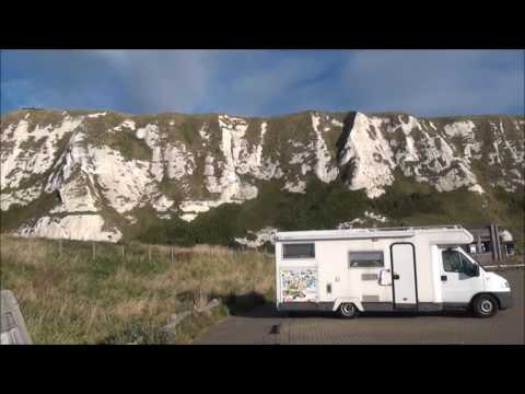 Samphire Hoe, Kent, UK