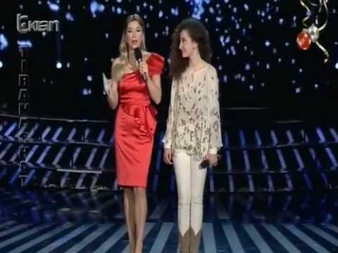 Xhina - My Only With This Year (X Factor Albania 2 - Live Show)