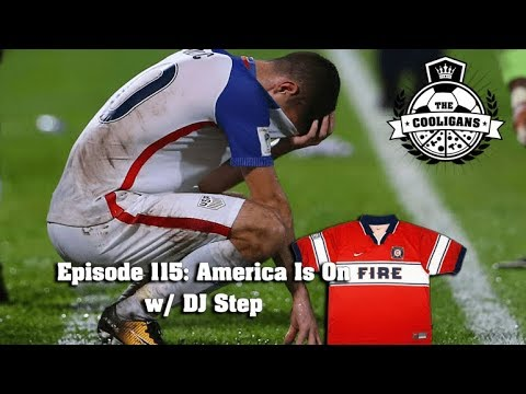 Cooligans Podcast Ep 115 America Is On Fire w/ DJ Step (FULL AUDIO)