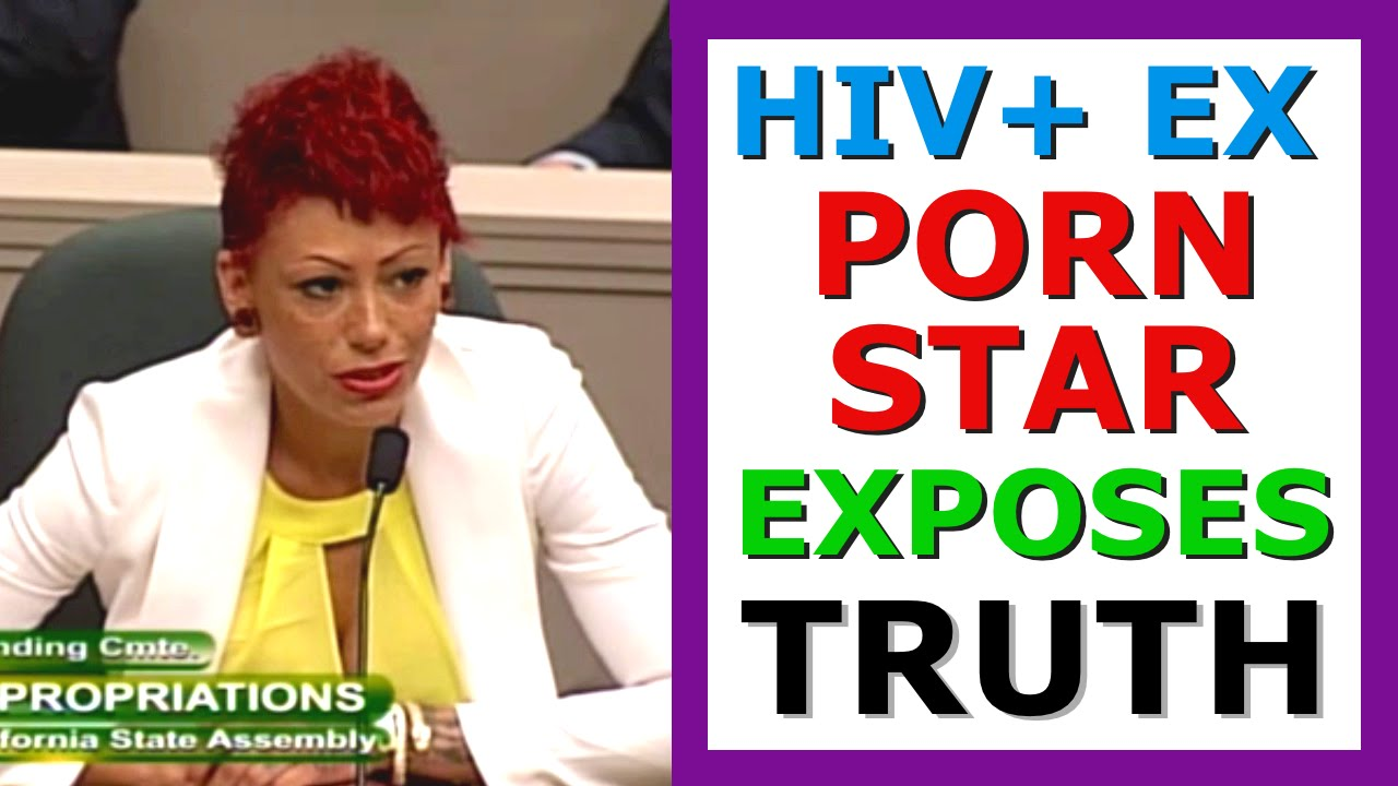 porn star with hiv