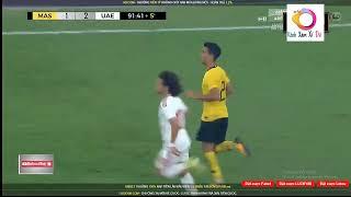 Trực Tiếp ĐT Malaysia - ĐT UAE