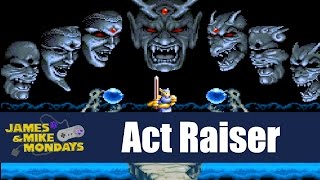 ActRaiser (SNES) James & Mike Mondays