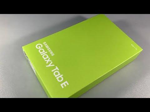 """Обзор Samsung Galaxy Tab E 9.6"""" 3G (T561N)"""