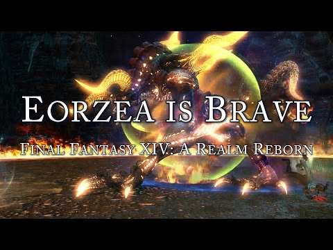 Eorzea is Brave - エオルゼアは勇敢です